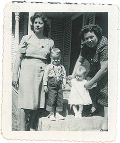 March 26, 1950 Granny-Leon-sm