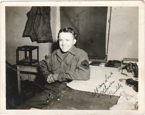 Leon Aldridge Sr 1945-100