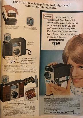 Sears camera