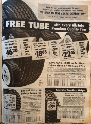 Sears tires